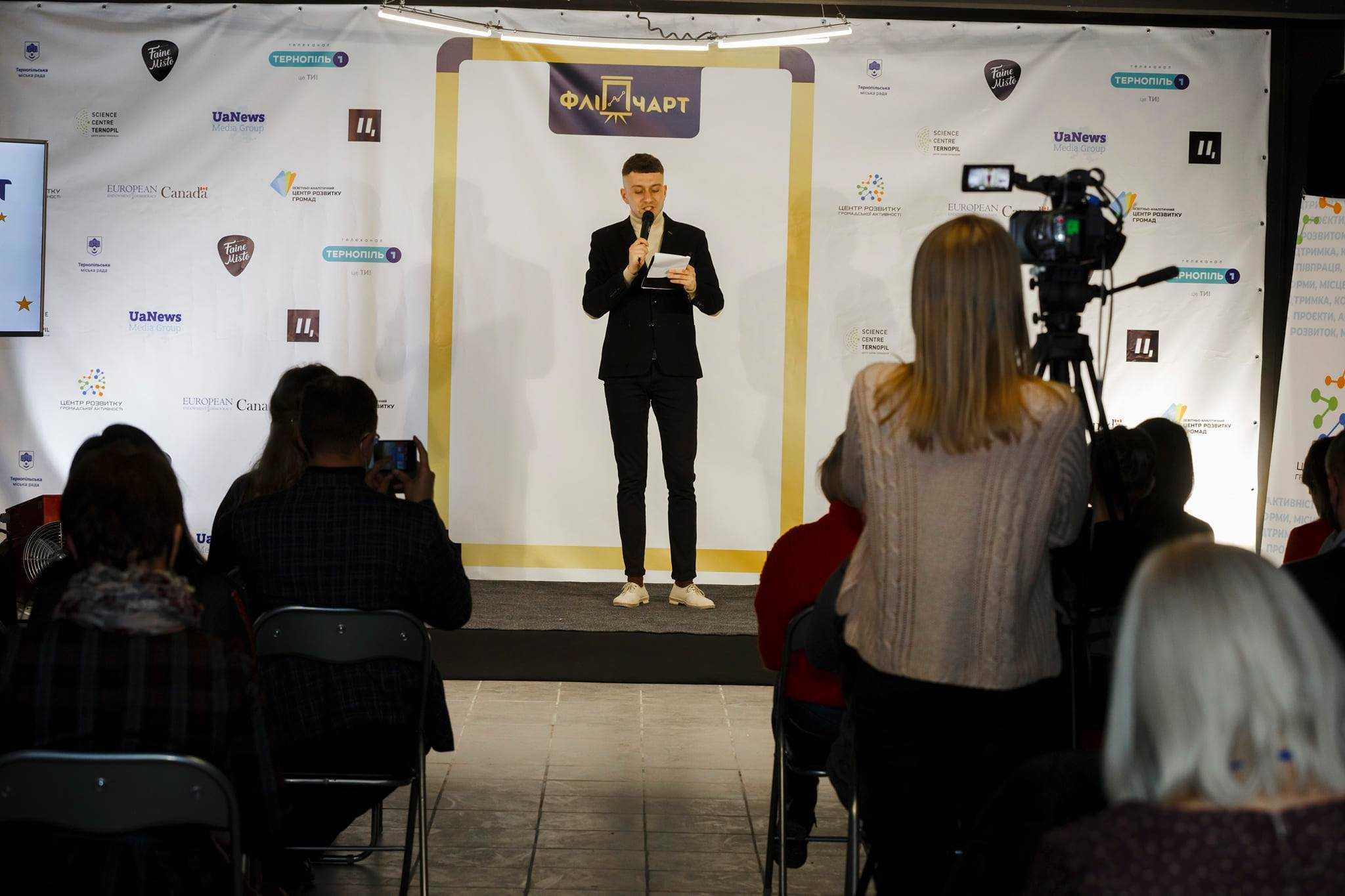 127890365 1041611939618242 8793106275566070536 n - Конкурс «Золотий фліпчарт»: у Тернополі знову нагородять найкращих у громадському секторі