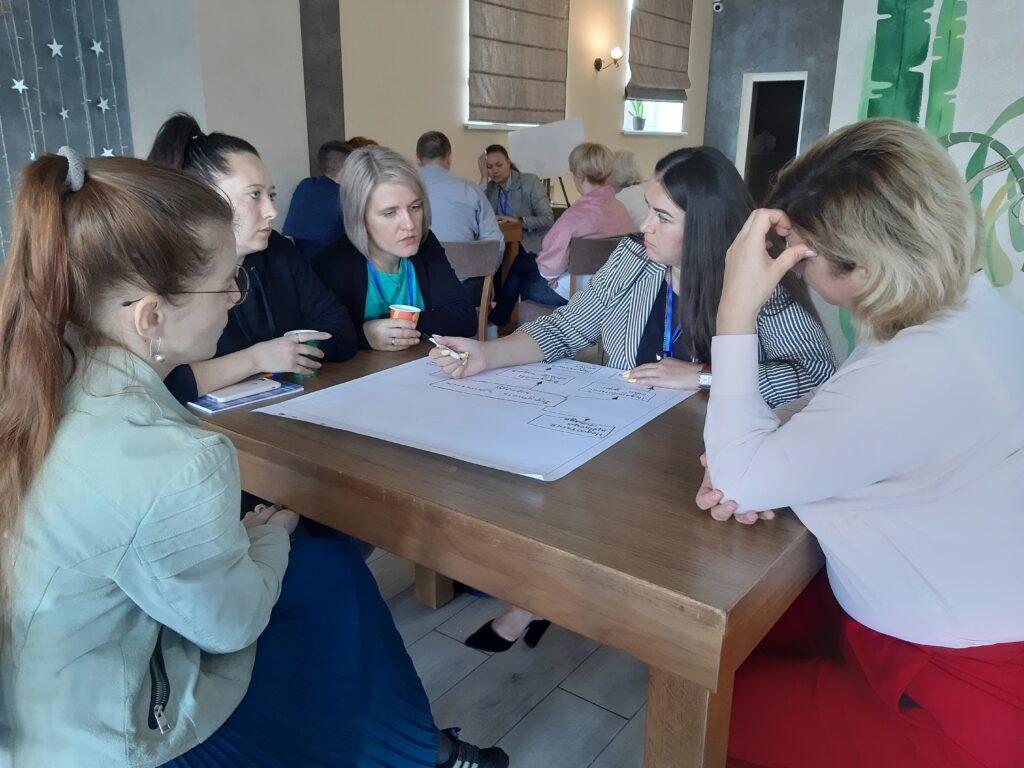 20210830 141104 1024x768 - У Тернополі навчалися проєктні менеджери з усього заходу України