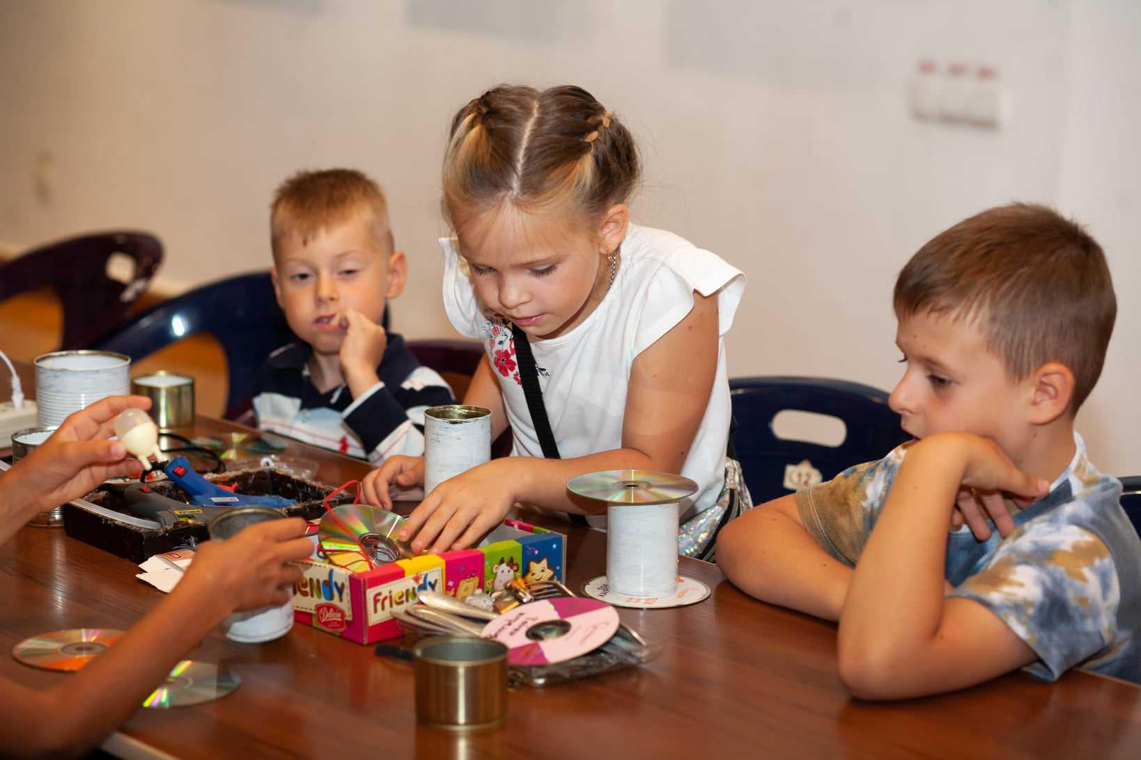 240498262 336686788193684 7451762433418890853 n - Федорчак Марія: У нашій майстерні, ми допомагаємо створювати казки та магію за допомогою майстрів і дітей