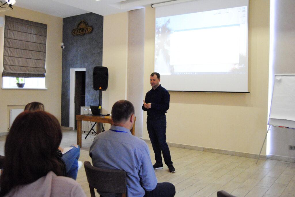 dsc4478 1024x685 - У Тернополі навчалися проєктні менеджери з усього заходу України