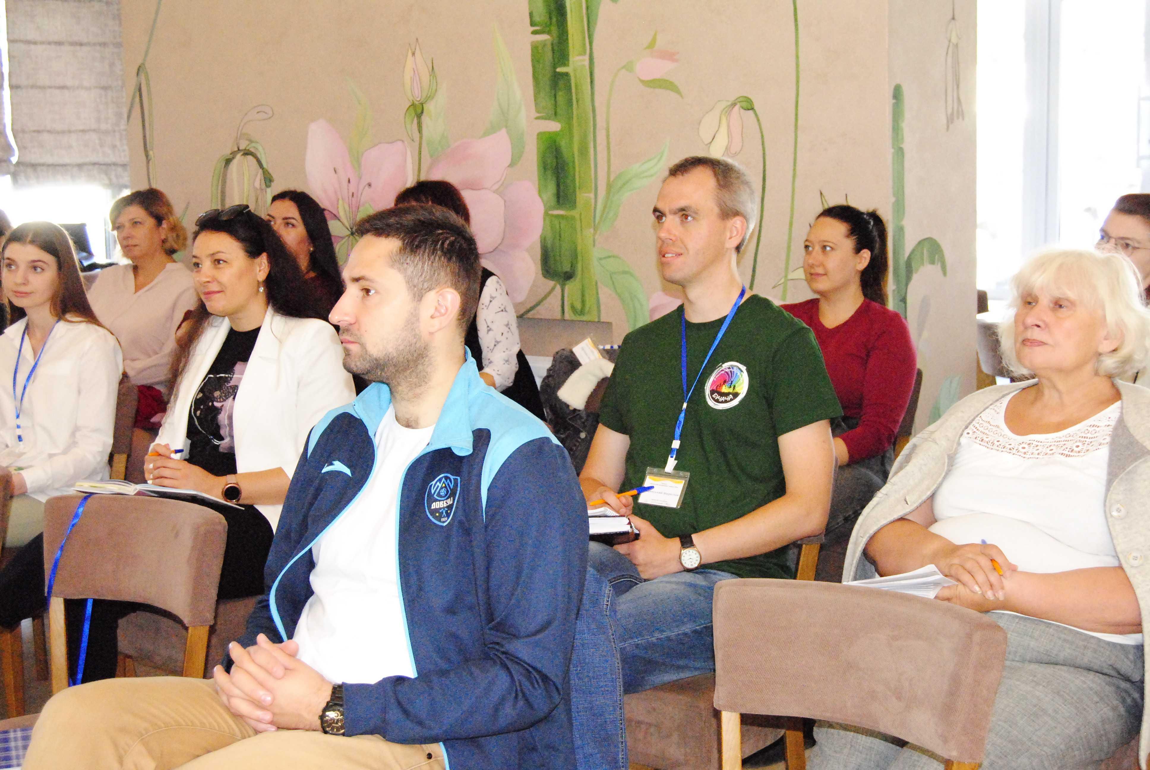 dsc4532 - У Тернополі навчалися проєктні менеджери з усього заходу України